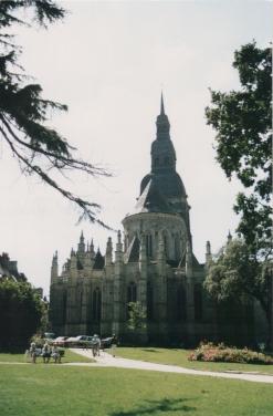 Basilique St-Sauveur