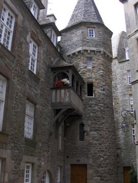 La Maison de la Duchesse Anne