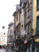Rennes-Rue St Michel