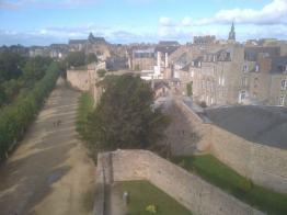 Panorama depuis le Donjon