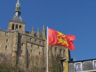 Le Mont-Saint-Michel-en Normandie