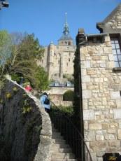 Le Mont-Saint-Michel-village