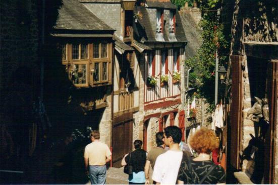 Rue du Petit Fort