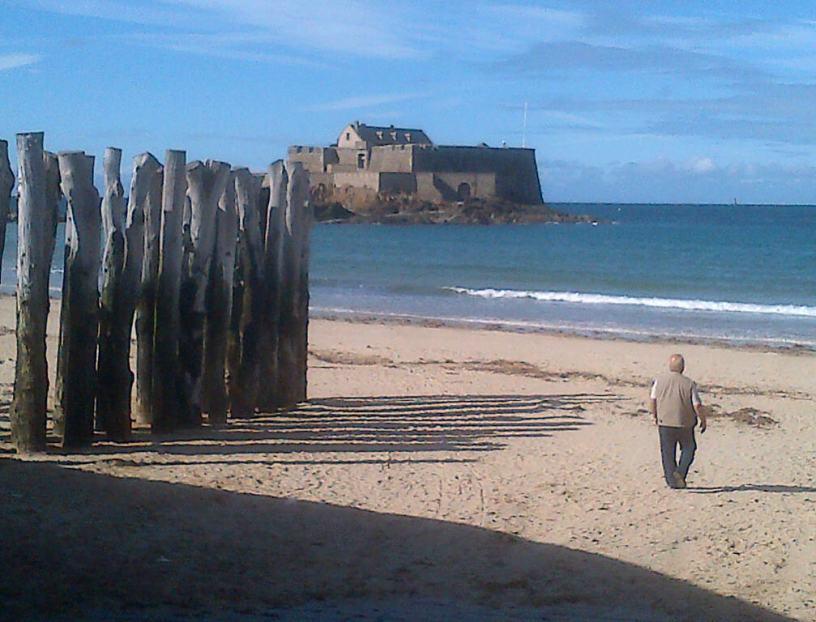 Saint-Malo/Fort National